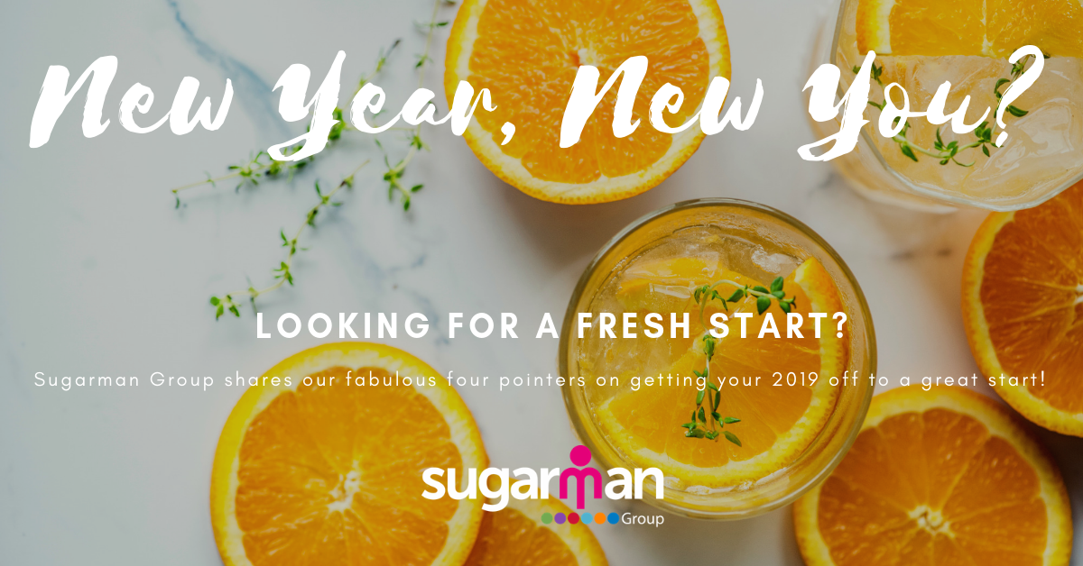 New year, new you with Sugarman